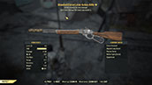Bloodied Fierce Lever Action Rifle - Level 35