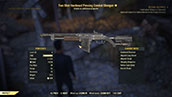 Two Shot Hardened Piercing Combat Shotgun - Level 50