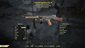 Two Shot Submachine Gun - Level 45