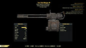 Two Shot Minigun - Level 45