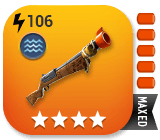 Popshot - 4 Stars[Water] - Perfect Match Maxed Perks