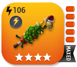 Tree of Light - 4 Stars[Nature] - Perfect Match Maxed Perks