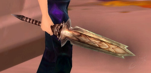 WOW Classic Casual Warrior Two-Handed Weapons Guide - blog
