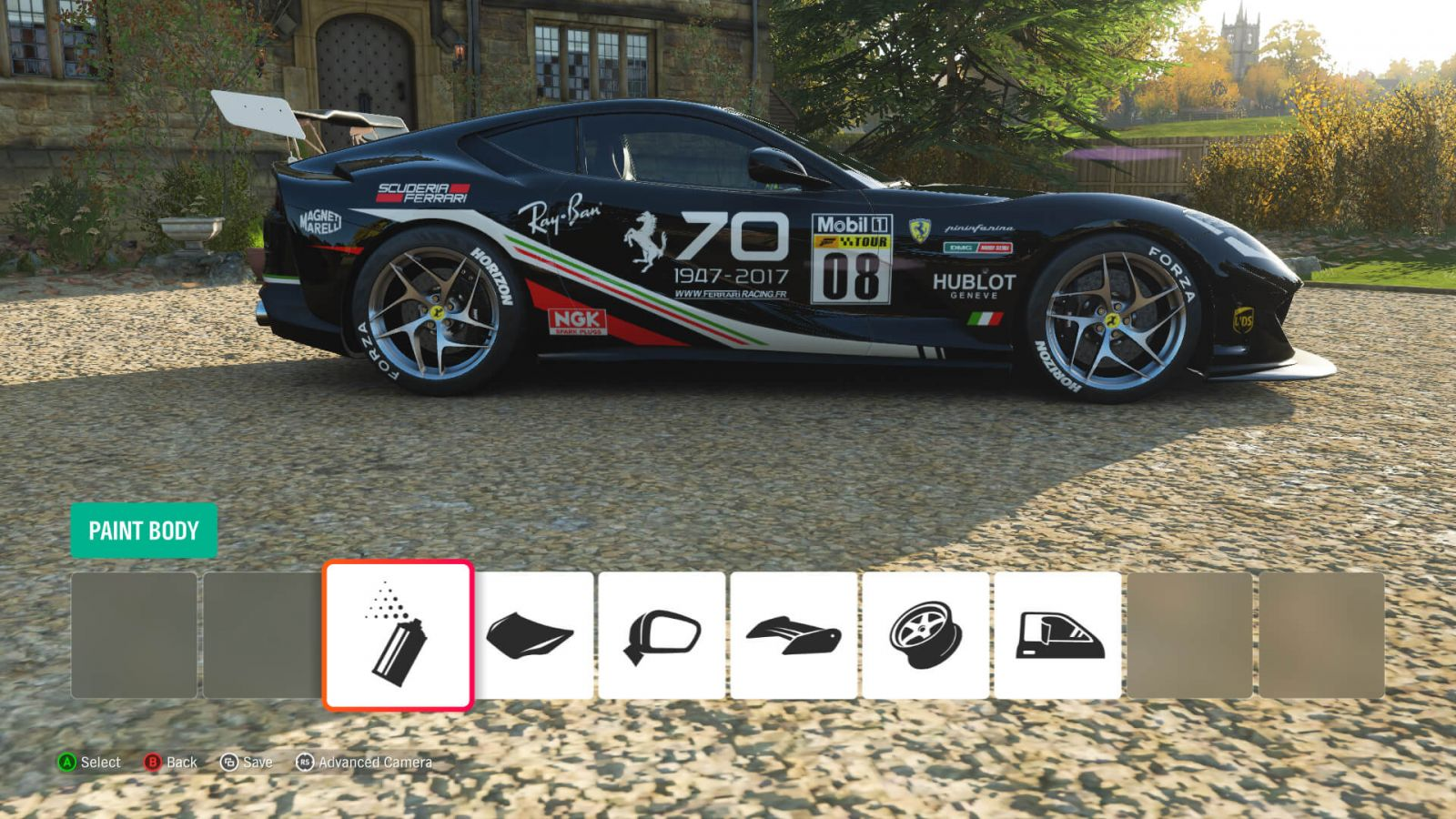 Forza Horizon 4 Many players regret to miss the Ferrari 812