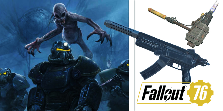 Here Are All Fallout 76 Unique Weapons Locations And Bonus