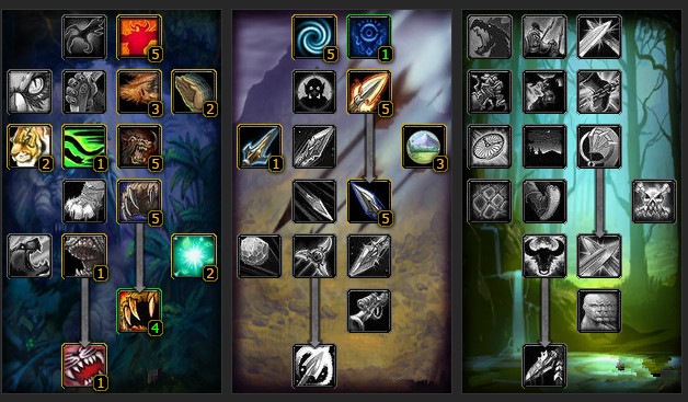 WOW Classic Hunter Leveling Talent Selection Guide - blog