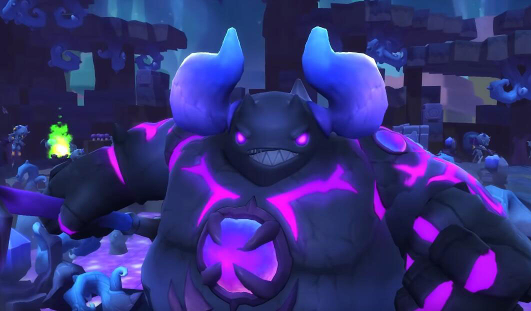 Maplestory 2 10-player dungeons Shadow Altar Chaos Raids
