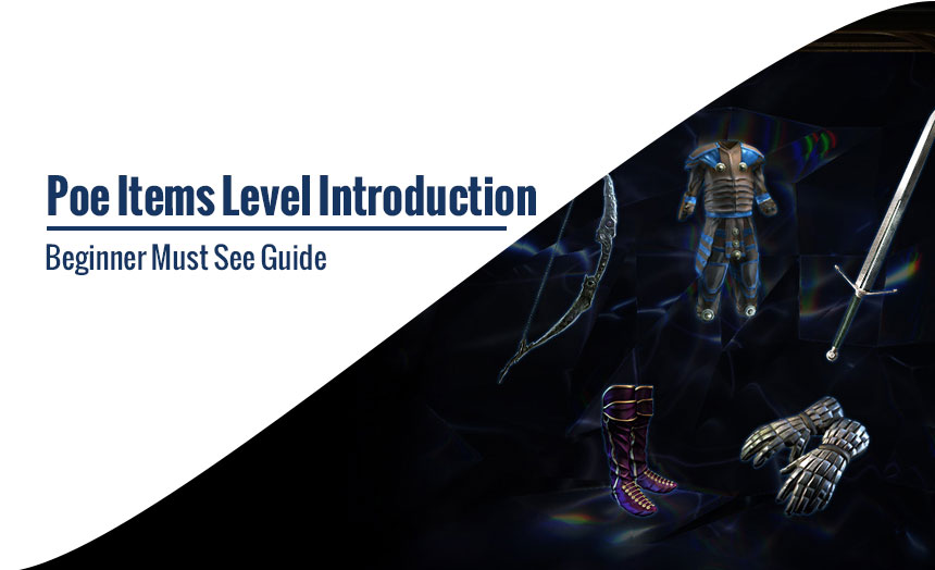 Poe Leveling Guide
