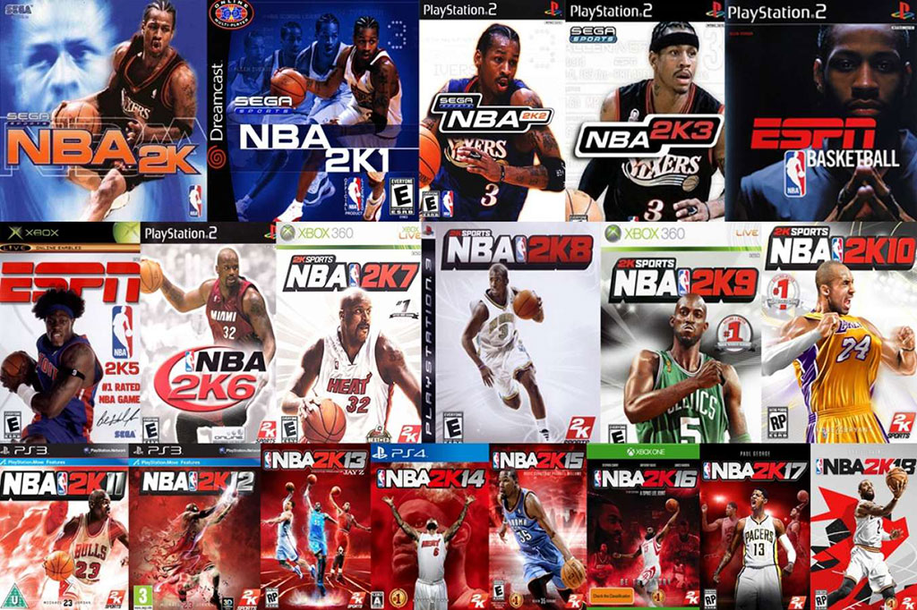 Which version of NBA 2K is the most fun from 2K9 to 2K21?