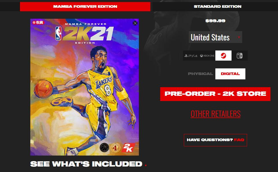 NBA 2K21 is Officially on Sale - Court Culture Whatever you Want