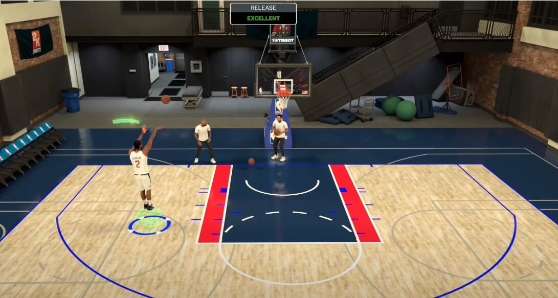 How to Improve NBA2K Shooting Tips - 2K21 shooting is too Tricky
