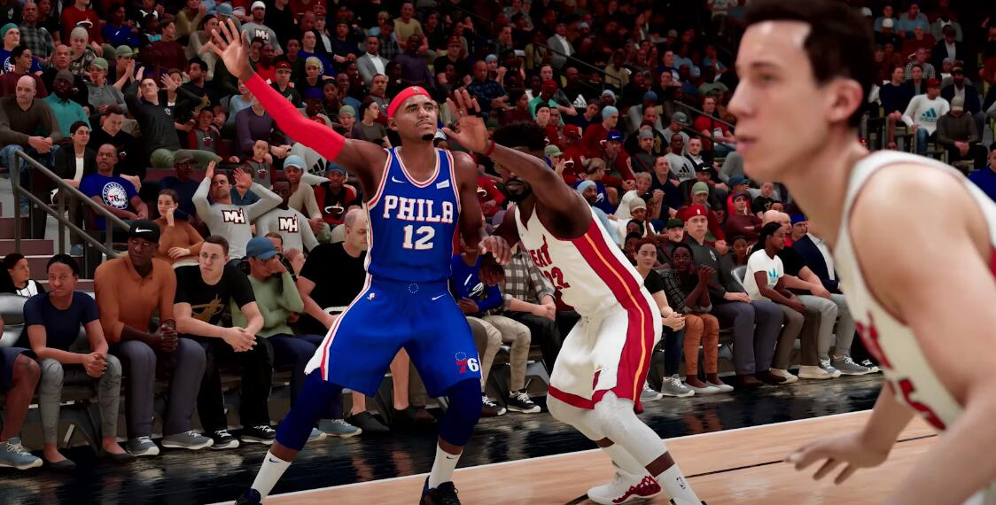What Updated to NBA 2K21 Next-Gen AI Defense and Offense