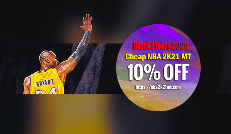 NBA2K21MT offers Significant Discounts on Black Friday