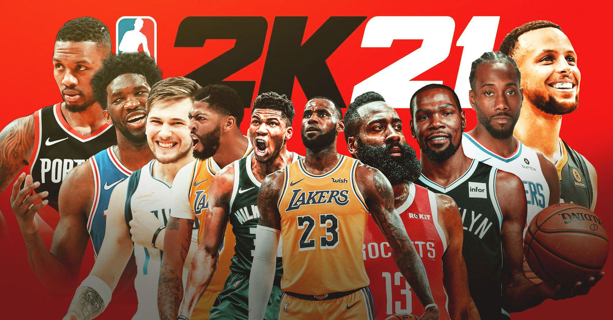 NBA 2K21 Team Players for PG/SG/SF/PF/C Recommended