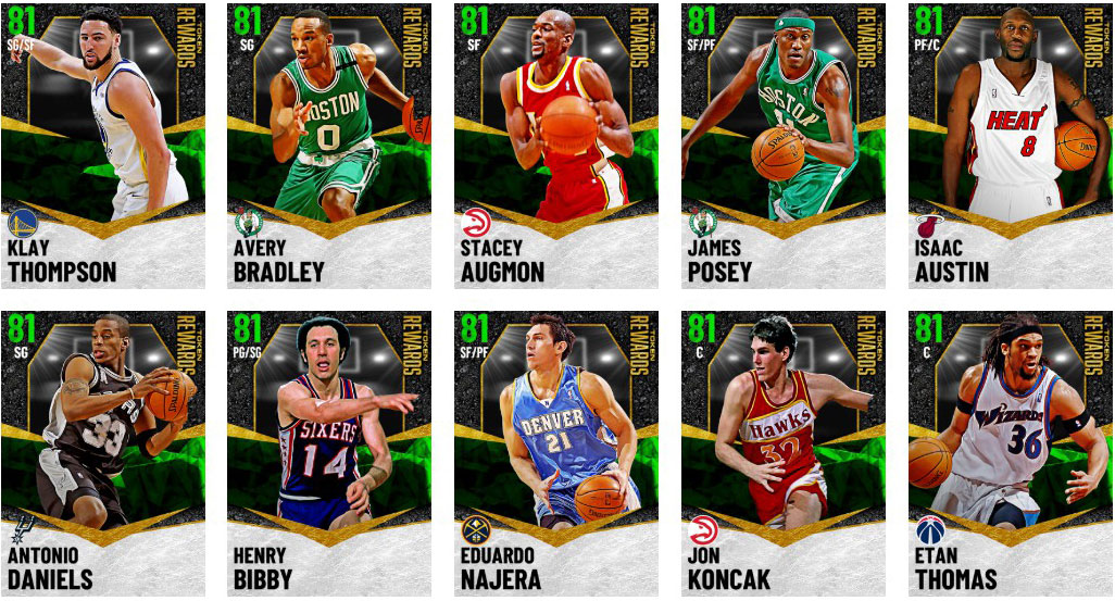 Nba 2K21 Best Emerald Token Players On MyTEAM