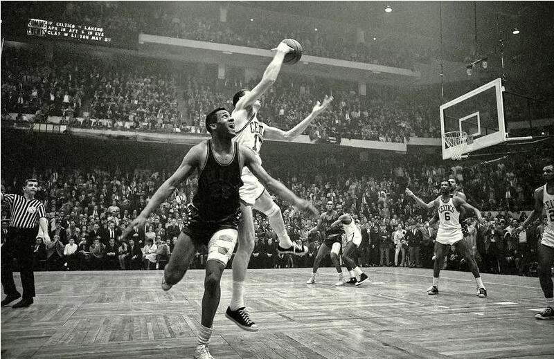 The Greatest NBA Photos of the History